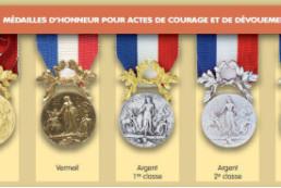 Medaille Honneur Preseance Header Jeunesse Sports Miniature